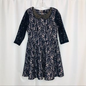 ASOS Lace Dress Size 8